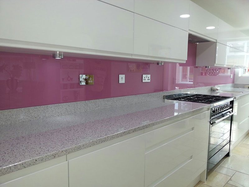 Kitchen Amp Bathroom Glass Splashbacks Belgrave Glass