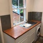 Sink Area After Splashbacks