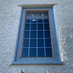 Glazing Photo